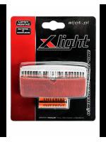 Фара задняя X-Light XC-120 2 SUPER LED 2xAA